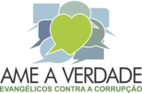 "Logo do Movimento ""Ame a Verdade"""