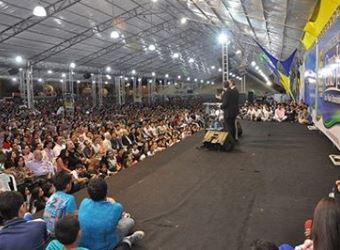 Público da 16ª Consciência Cristã
