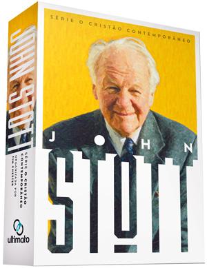 BOX JOHN STOTT - Série O Cristão Contemporâneo --