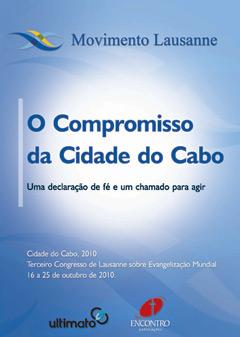 O Compromisso da Cidade do Cabo -- Uma declaração de fé e um chamado para agir