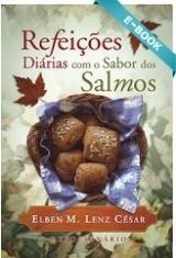 Refeições Diárias com o Sabor dos Salmos - E-book -- Devocionário